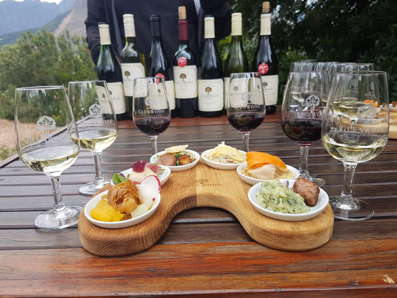 Fine Wine And Food Experience At Glenwood Boutique Winery In Franschhoek photo