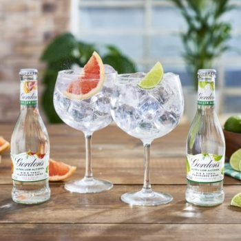 Gordon?s Launches Low-abv Ready-mixed Cocktails In The On-trade photo