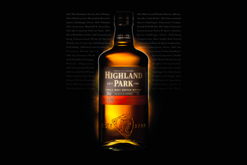 A Chance To Buy A Rare Bottle Of Highland Park photo