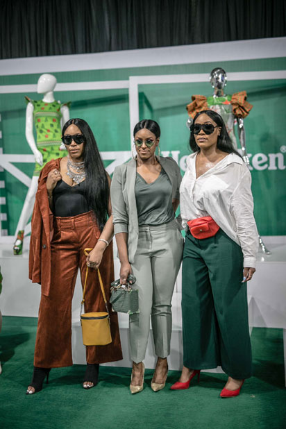 Heineken Set To Raise The Bar At Backyard Fashion Show Today photo