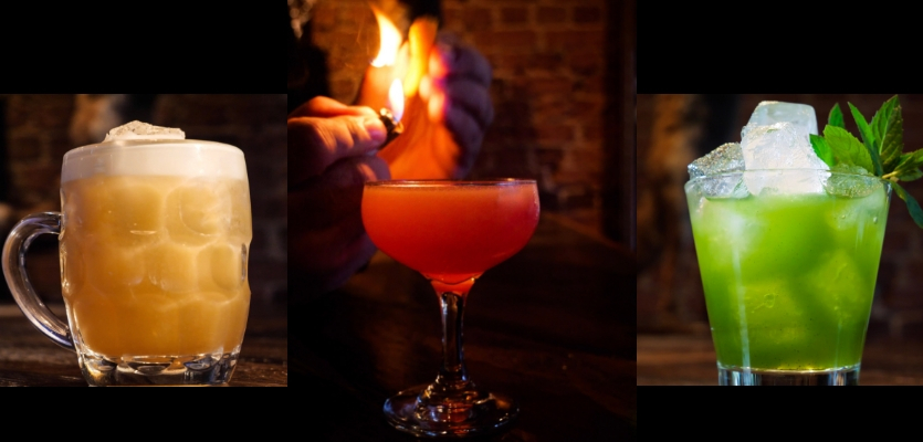 Aaron Wall And Ciarán Smith Bring Irish Hospitality To Islington With New Cocktail Bar photo