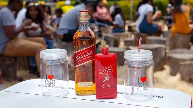 The Pocket Scotch Is The Latest Trend, And Johnnie Walker Is Taking The Lead This Festive Season photo