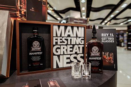 Jägermeister Manifest Is Going On Shelf In 29 European Airports This Month photo