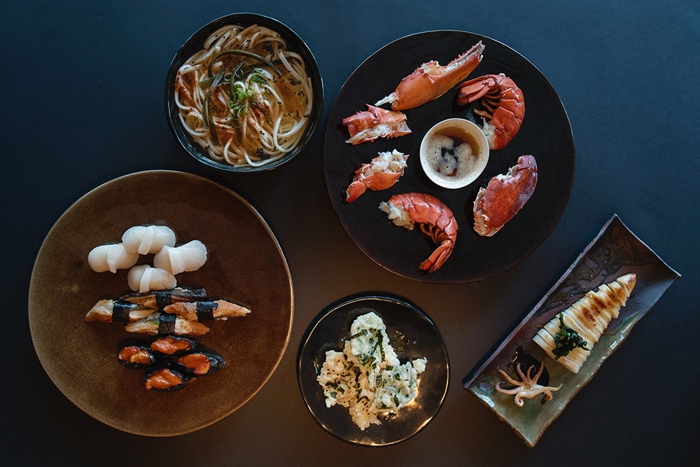 Kyoto Garden Wins Eat Out Best Everyday Eateries 'best Seafood Restaurant' Award 2018 photo