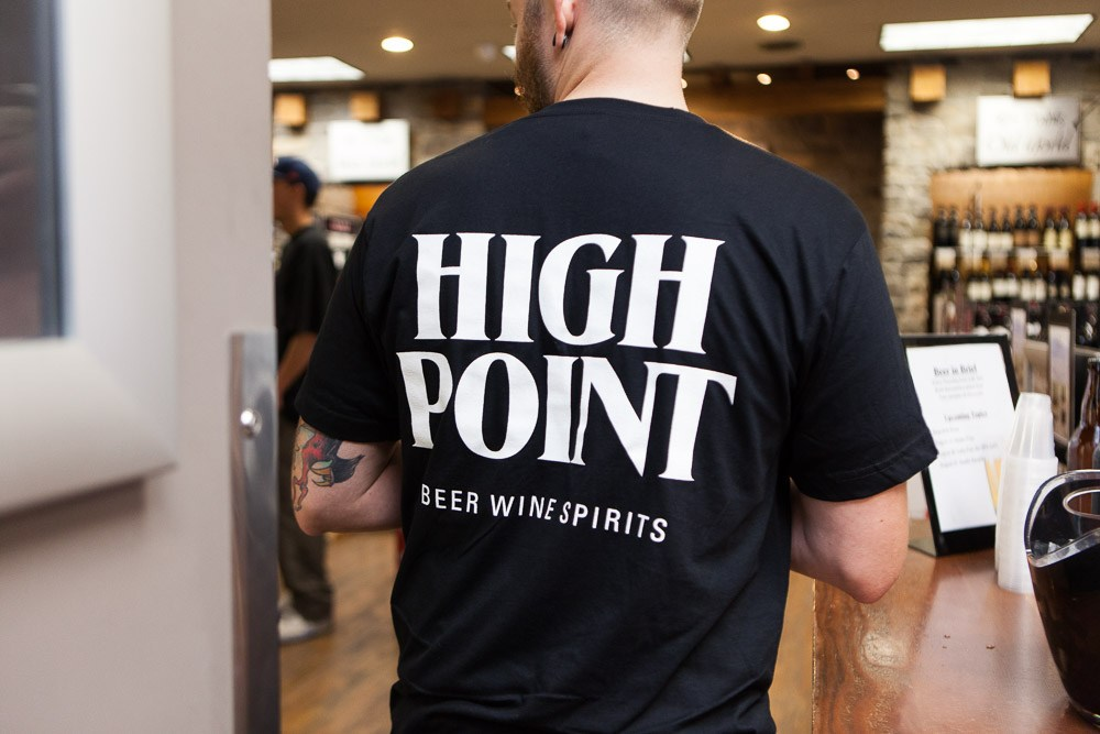 High Point Announces New Beer Arrivals, Lists Over A Dozen Upcoming Tastings photo