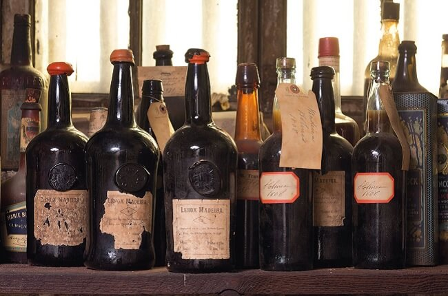 Historic Madeira Bottling Fetches Nearly $16,000 At Auction photo