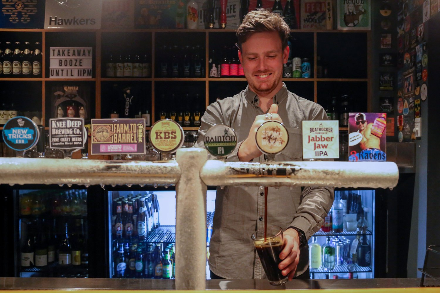 Pub Of The Week: Tony Leonard Reviews The Terminus In Fitzroy North photo