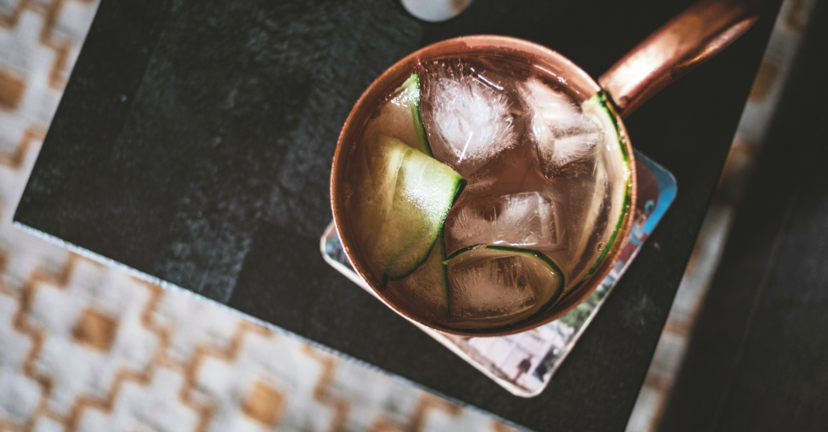 Do Copper Moscow Mule Mugs Actually Make Your Drink Taste Better? photo