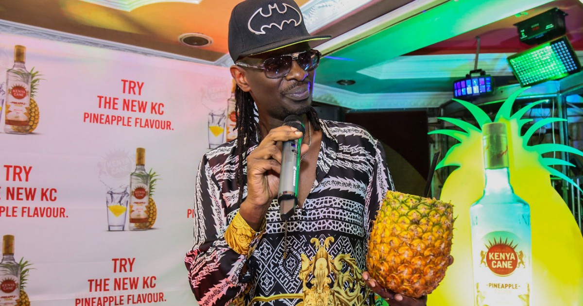 Kbl Introduces Pineapple Flavored Kenya Cane Spirit photo