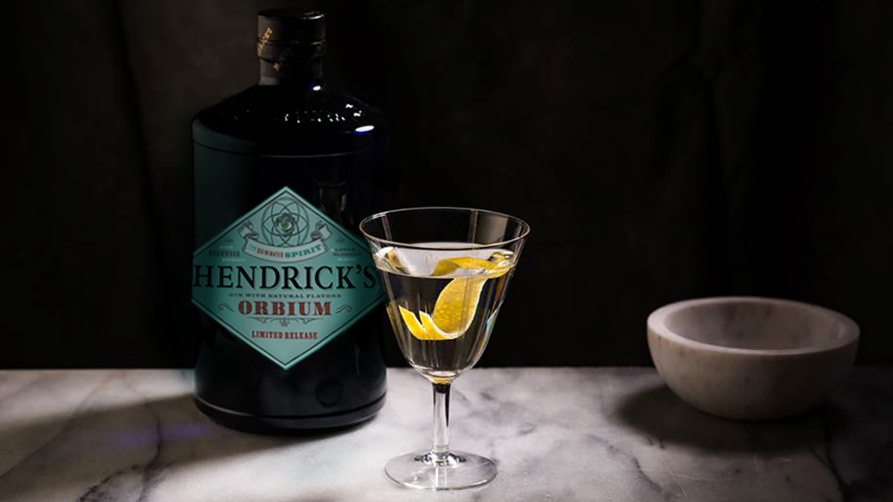 Hendrick?s Is Launching A New Gin With Quinine And Lotus Blossom—and We Tasted It photo