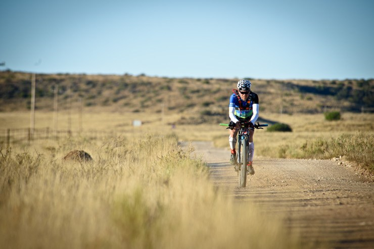 Ramses Bekkenk Breaks The Munga Record By Eight Hours photo