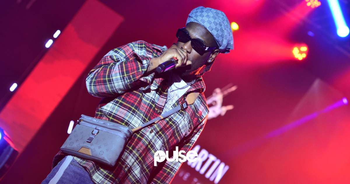 Burna Boy, Mr Eazi Thrill Fans At 'the Club With Remy Martin' photo