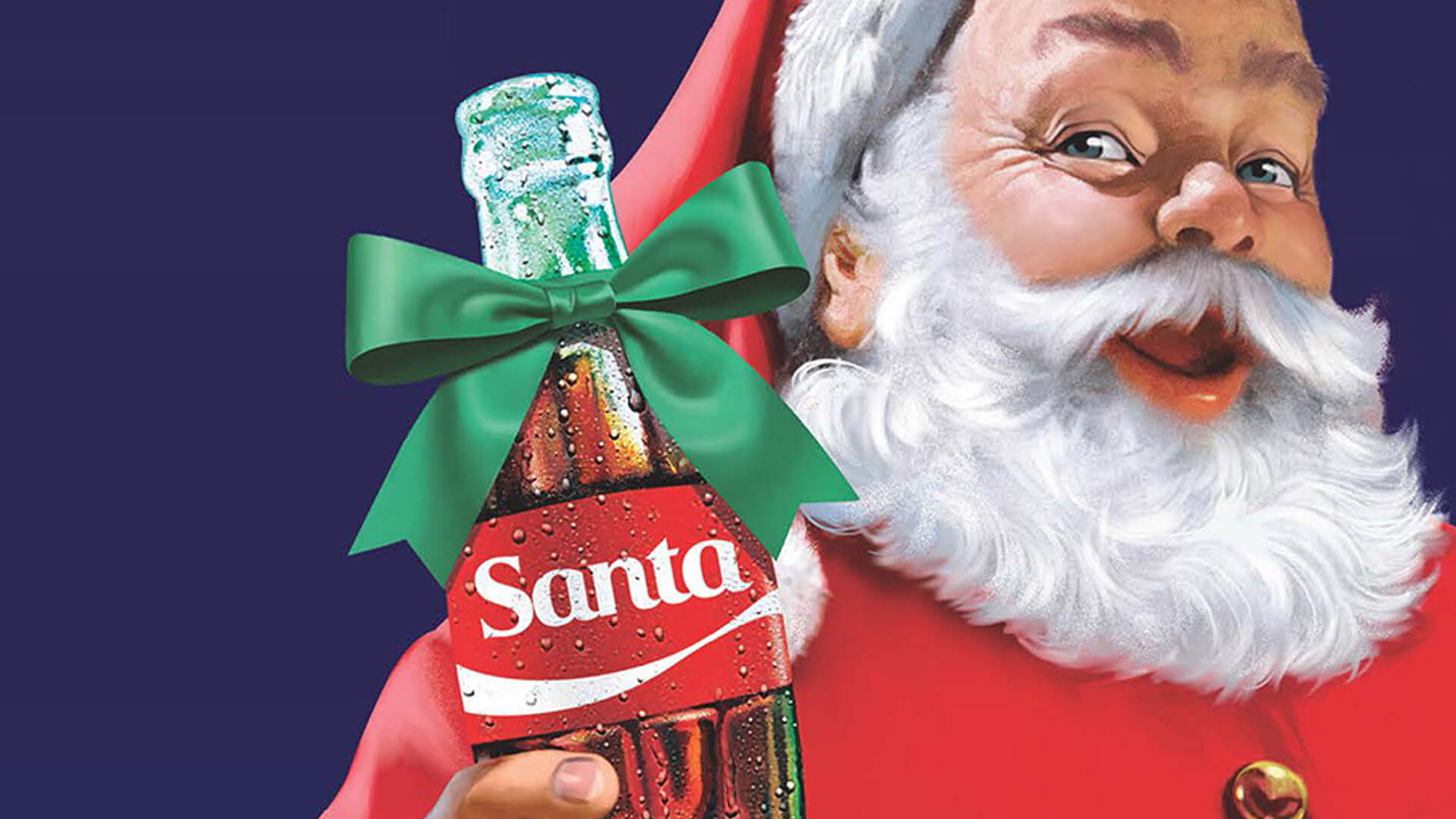 The Brand Storytelling Genius Of The Coca-cola Santa photo