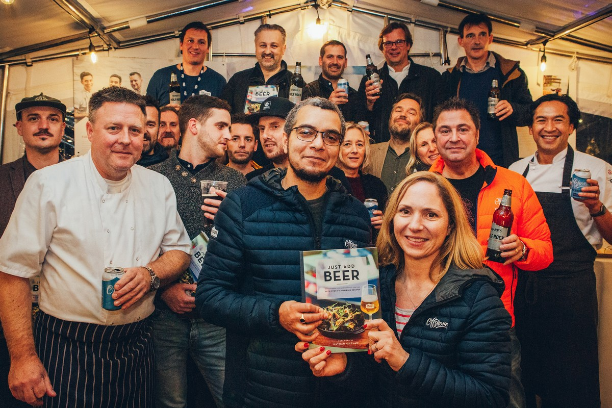 Sharp's Launches Its Cook Book, Just Add Beer ? Beer Today photo