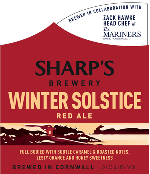 Sharp's Collaborates With Chef On Winter Solstice ? Beer Today photo