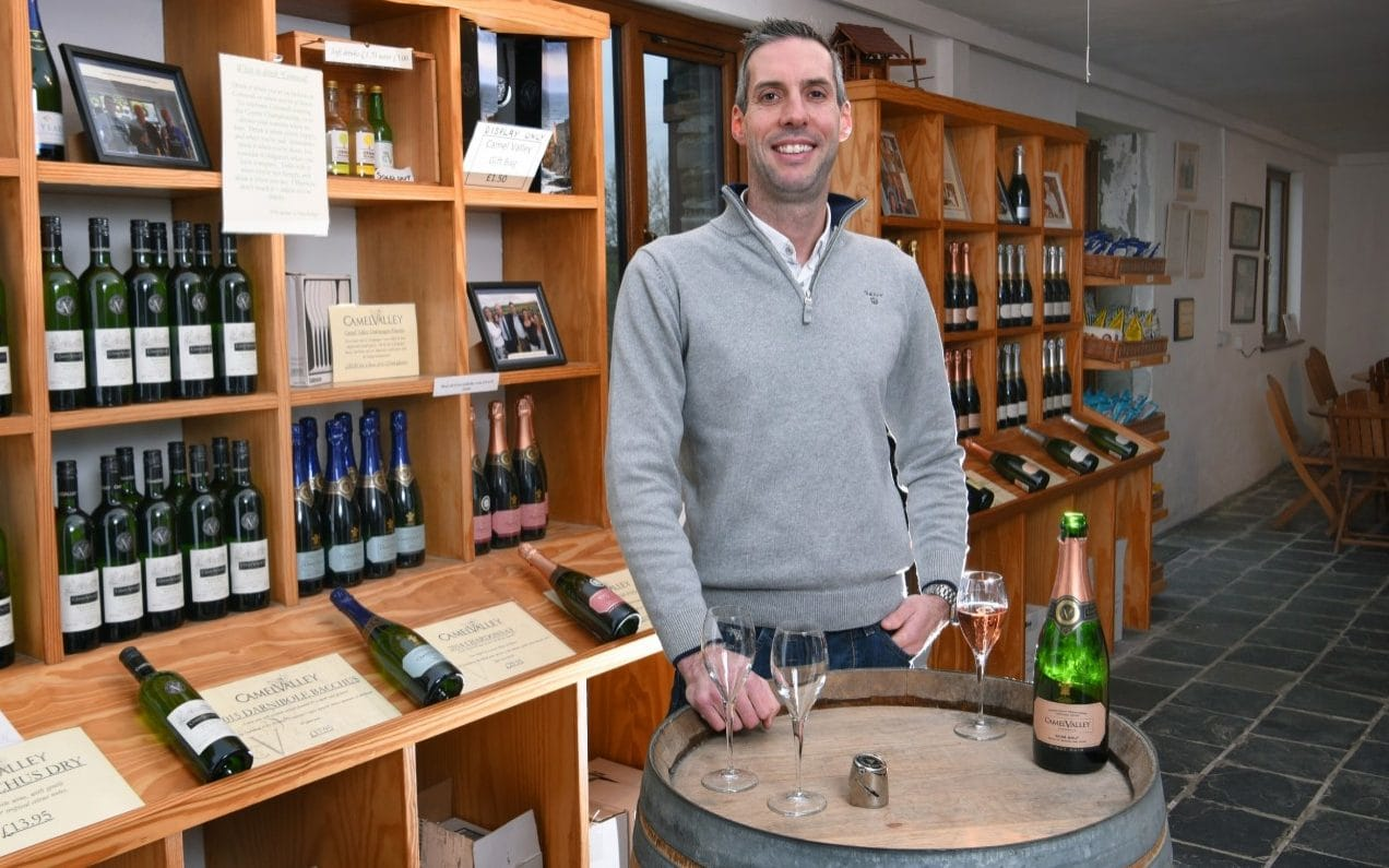 Camel Valley Winemaker: 'hundreds Of Years Of History Is More Impressive Than Going Corporate' photo