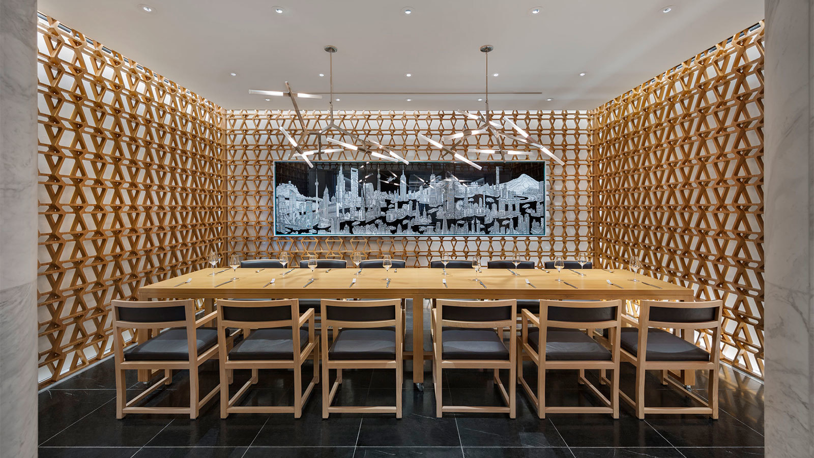 Turning Tables: The New Intersect By Lexus Is Danny Meyer?driven photo