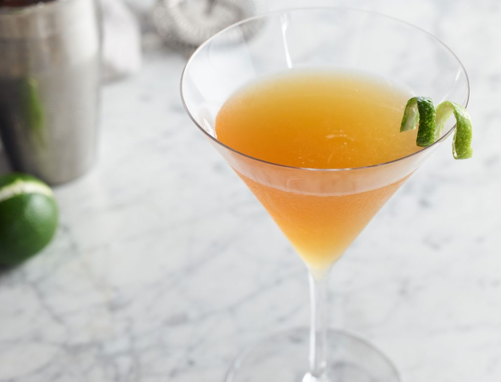The Everyman's Sidecar 1024x780 3 Celebrity Holiday Cocktail Recipes to Try This New Year