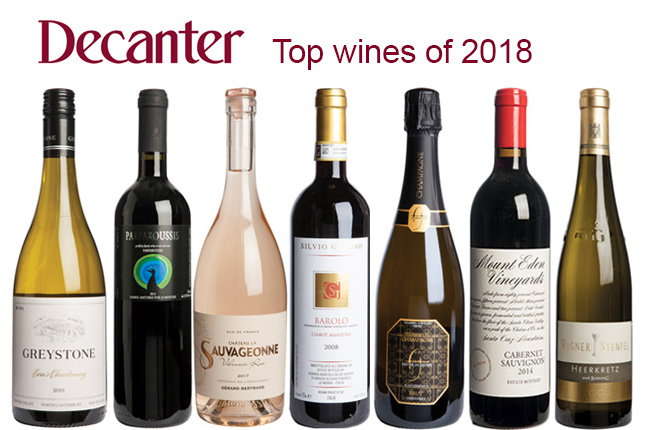 Top Wines Of 2018 From Decanter Panel Tastings photo