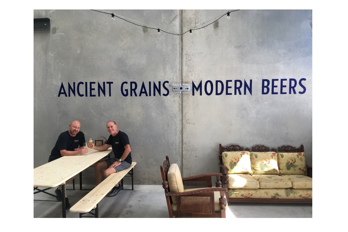 Australia?s First Dedicated Gluten Free Beer Taproom Opens photo