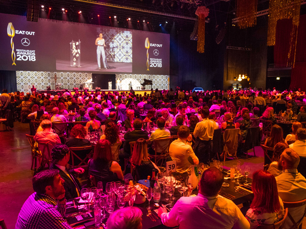 Watch The Eat Out Mercedes-benz Restaurant Awards On Tv photo