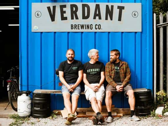 Update: Verdant Brewing Co. Extends Crowdcube Round & Surpasses £750,000 In Funding photo