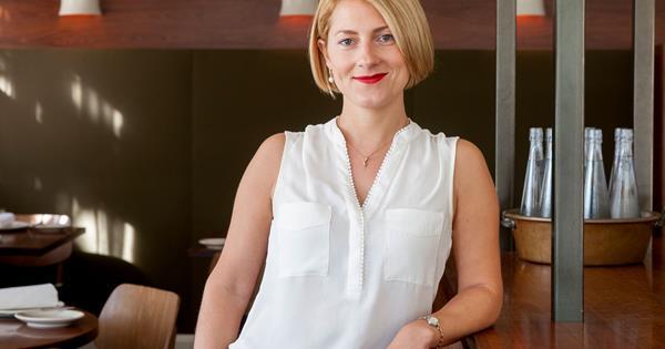 Bridget Raffal Wants More Women On Her Wine List photo