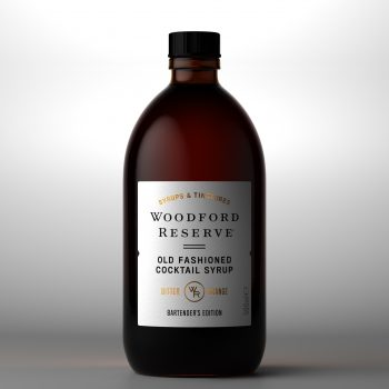Woodford Reserve Launches Old Fashioned Cocktail Syrup photo