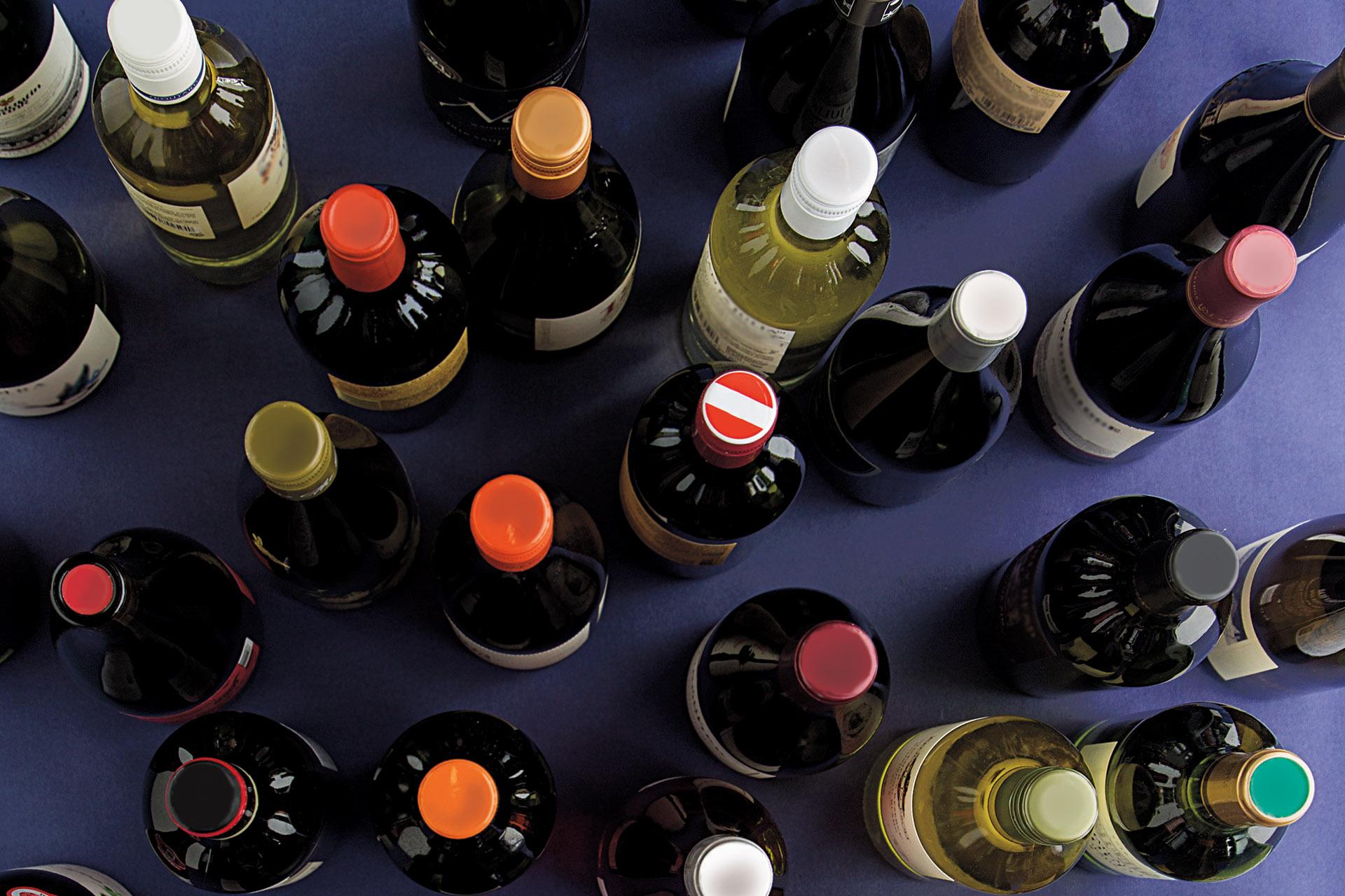 Wine Enthusiast Magazine photo