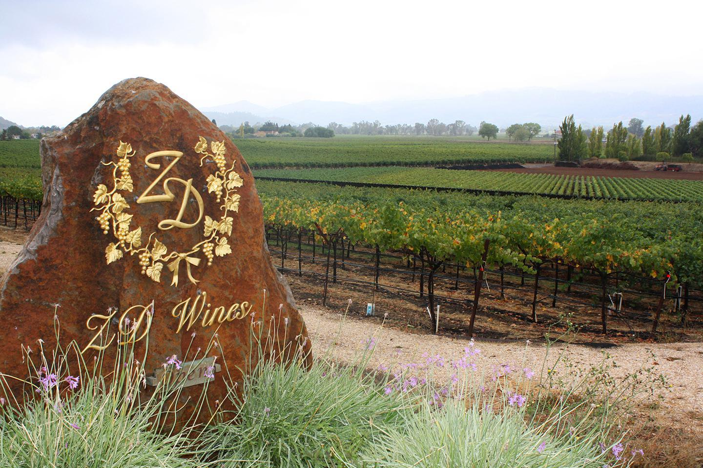 Zd Wines: A Stalwart Napa Producer Turns 50 photo