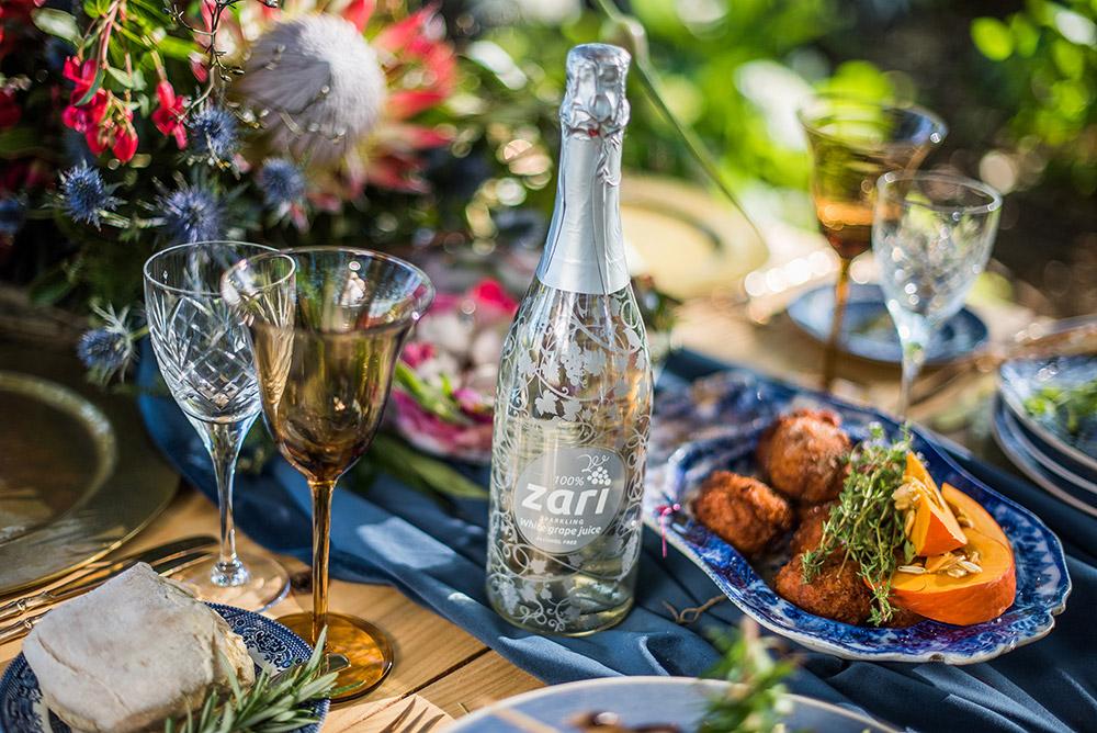 Zari Alcohol-free Bubbly Is Pure Pleasure photo