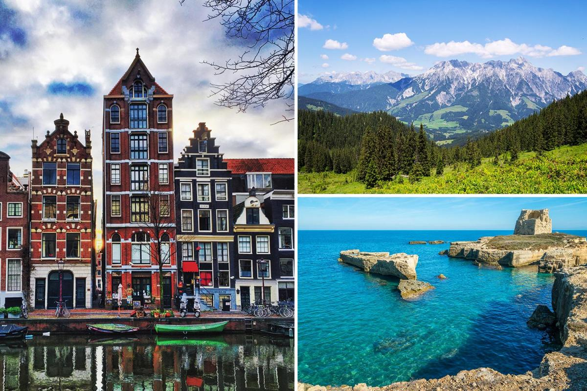 From Amsterdam To Puglia And Austria, We Test The Best European Mini Breaks photo