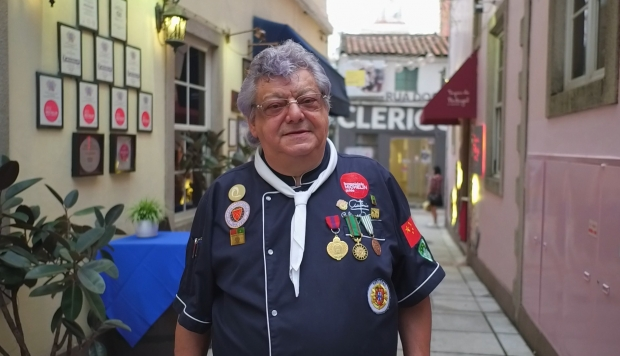 How Ex-portuguese Soldier Learned To Cook And Now Owns A Michelin-noted Restaurant In Macau photo