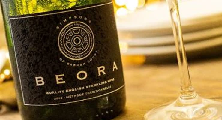 Beora The First Crowdfunded English Sparkling Wine photo