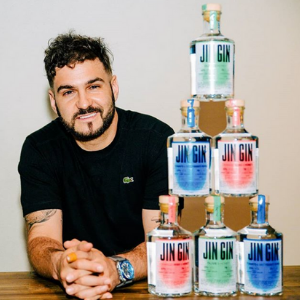 Mkr Host J' Something Launches His Own Gin photo