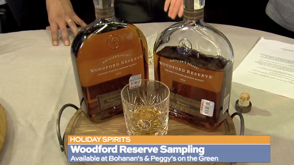 Spread Holiday Cheer With Woodford Reserve photo