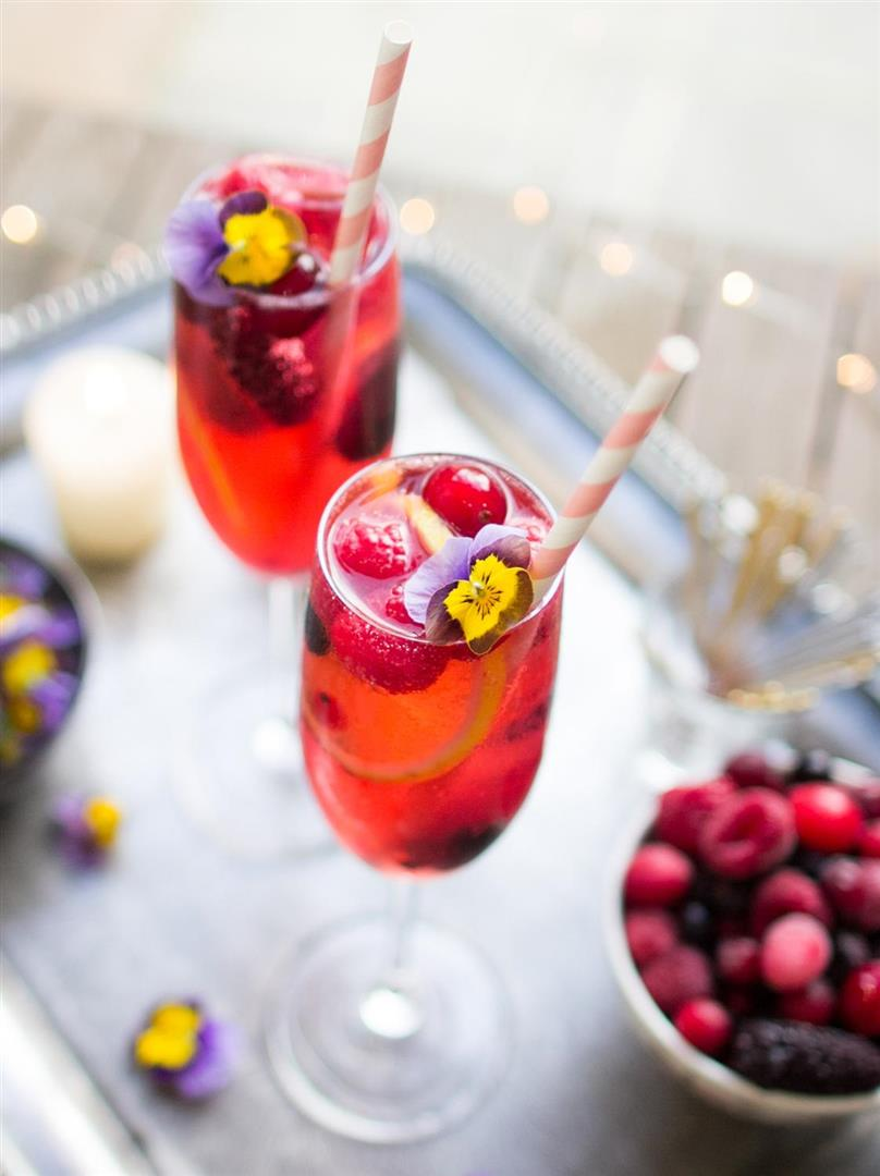 Spice Up New Year's With These Fabulous Festive Cocktails photo
