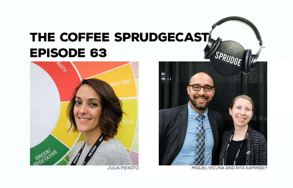 Coffee Sprudgecast Episode 63: Live From Us Coffee Champs Denver, Part Two photo