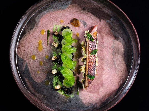 First Taste: Gåte's Playful Molecular Dining photo