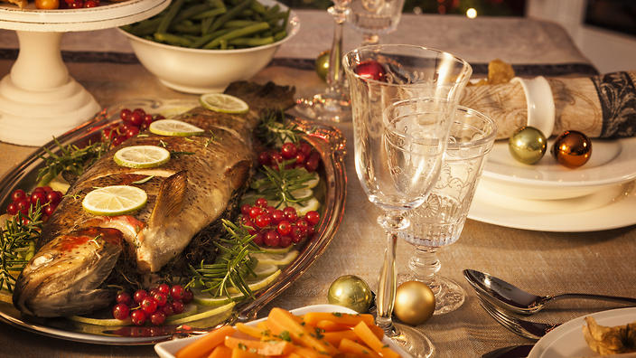 5 Healthy Food Swaps To Help You Celebrate The Season photo
