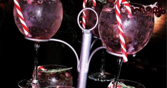 A Dublin Bar Is Selling Gin Christmas Trees And We Want One Now photo