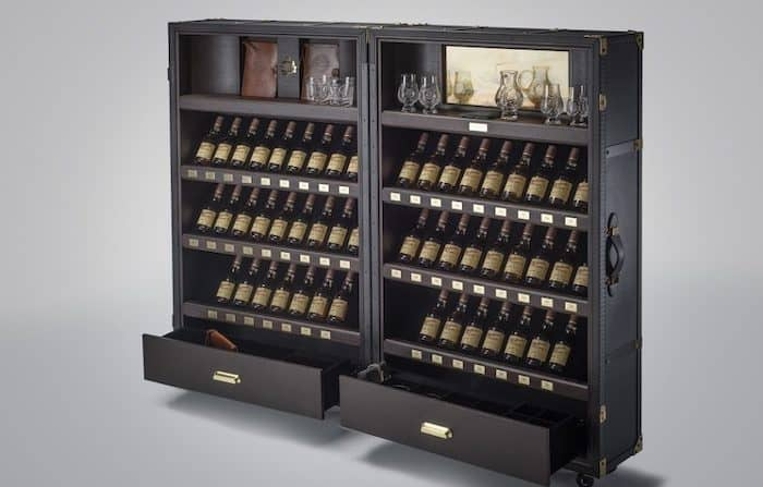 Glenfarclas Debuts A Mind Blowing Whisky Trunk Containing A Scotch Hoard photo