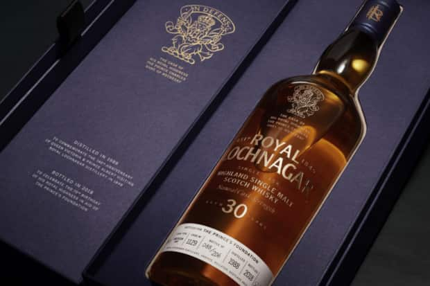 Royal Whisky To Feature In Website Ballot photo