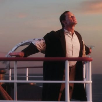 Watch: John Cena Channels His Inner Jack Dawson In Titanic Spoof For Skyy Vodka photo