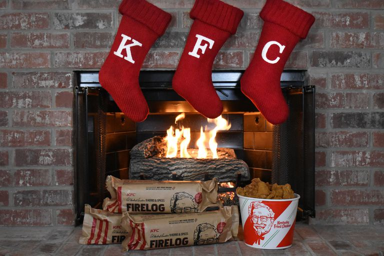 KFC Scented Firelogs Will Make Your Braai Smells Like Fried Chicken photo