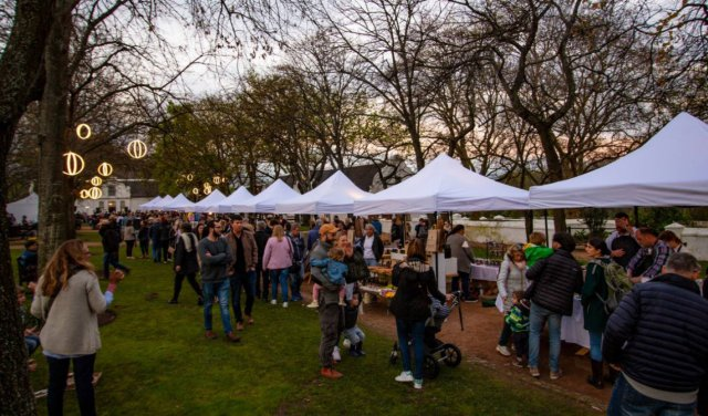 Boschendal launches Friday Night Market photo