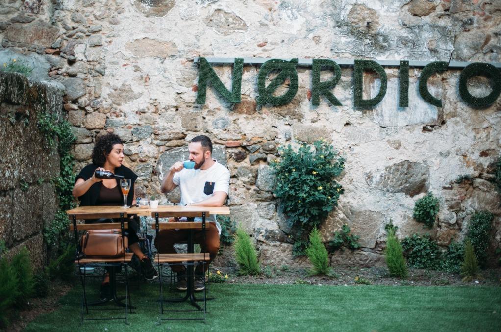 In Braga, Portugal, A Touch Of Scandinavian Coffee Culture At Nórdico photo
