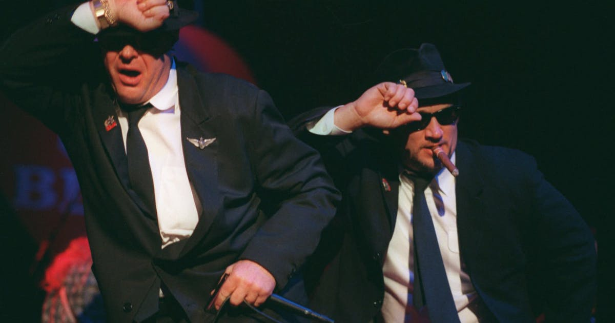 Dan Aykroyd Talks About His Favorite Minnesotans, 'snl' And Why He's Still Singing The Blues photo