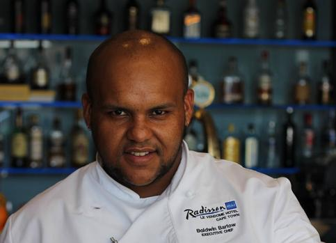 Park Inn By Radisson Cape Town Newlands Appoints New Executive Chef, Boldwin Barlow photo