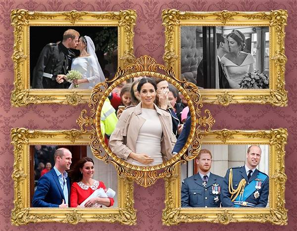Inside The Year All The Royals Tried To Outdo Each Other photo